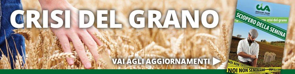 Cia Toscana | Crisi del grano