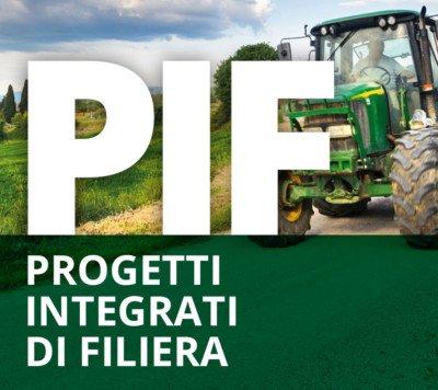 Progetti integrati di filiera / PIF