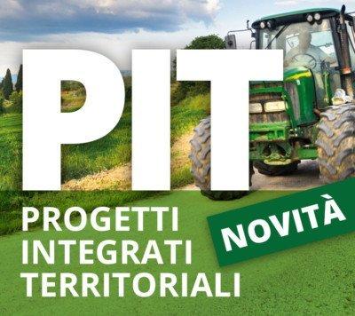 Progetti integrati territoriali / PIT