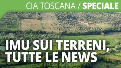Cia Toscana / Speciale - Imu sui terreni, tutte le news