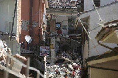 Terremoto, primo via libera dal Parlamento europeo allo stanziamento di 1,2 miliardi
