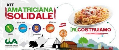#terremoto - Kit Amatriciana Solidale