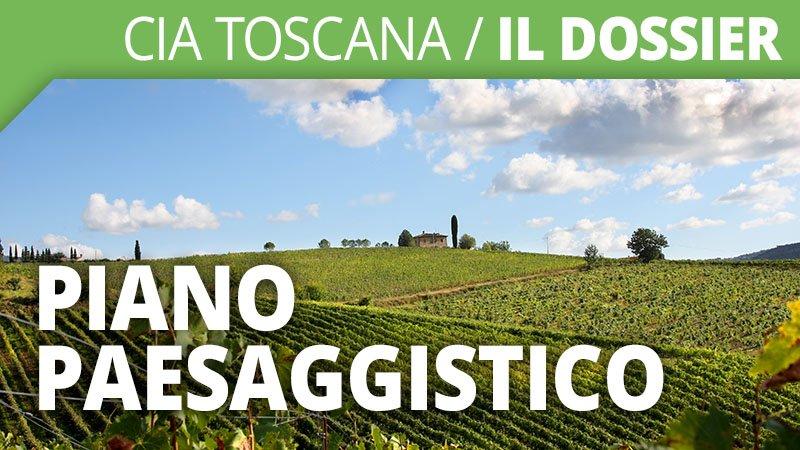 Piano paesaggistico della Regione Toscana: osservazioni e proposte di modifica della Cia Toscana