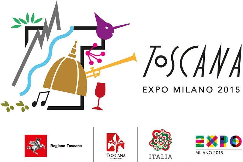 """Expo, la Toscana presenta il suo logo e lo slogan """"Sono ..."""