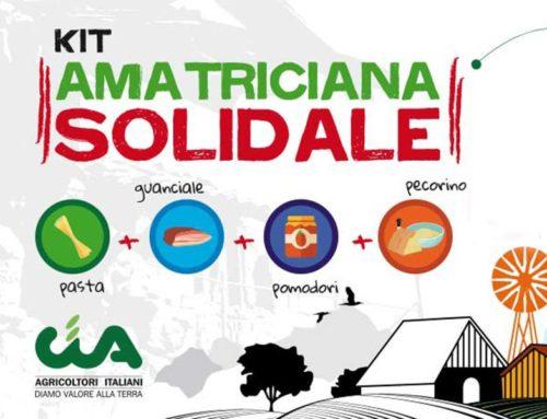 Terremoto: da raccolta fondi Cia 100mila euro per ricostruzione Istituto Alberghiero di Amatrice