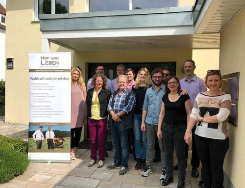 Co-Farm: i partner del progetto riuniti ad Augsburg per il secondo meeting