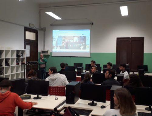 Presentato all'Istituto Tecnico Agrario di Firenze il Progetto europeo Erasmus FFEs