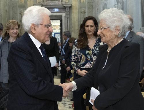 L'Anp Toscana Nord esprime solidarietà alla senatrice Segre