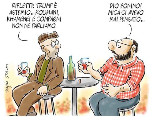2020, gennaio / La vignetta di Sergio Staino