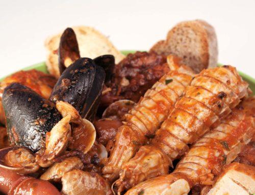 Cacciucco Livornese. La ricetta entra ufficialmente tra quelle della tradizione popolare della Regione Toscana