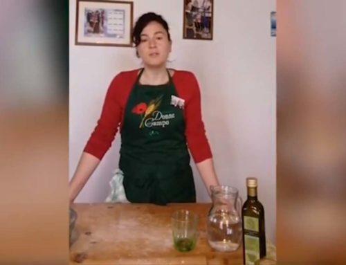 #IoRestoaCasa / Pici. La videoricetta di Monica Bettollini, presidente Donne in Campo Toscana