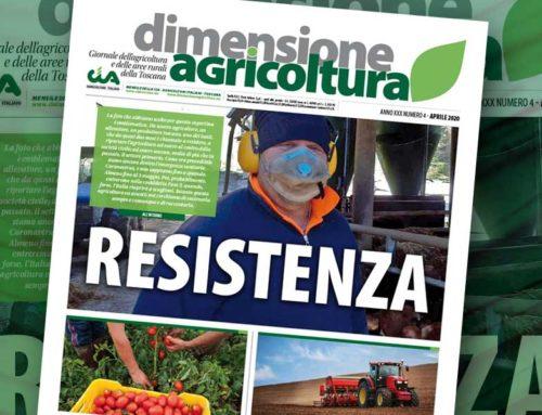 Resistenza. Il numero di aprile 2020 di Dimensione Agricoltura