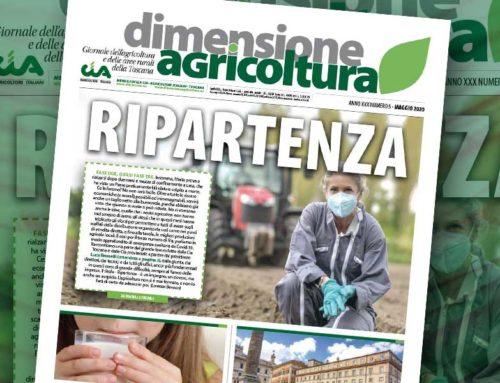 Ripartenza. Il numero di maggio 2020 di Dimensione Agricoltura