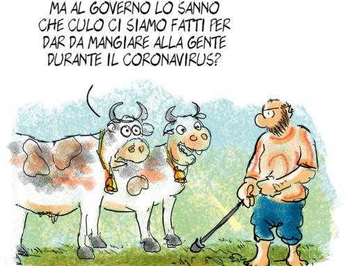2020, giugno / La vignetta di Sergio Staino
