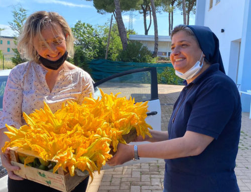 Prima settimana di donazioni alimentari per Ases Cia. 30 quintali di prodotti agricoli, dalla frutta alla verdura di stagione