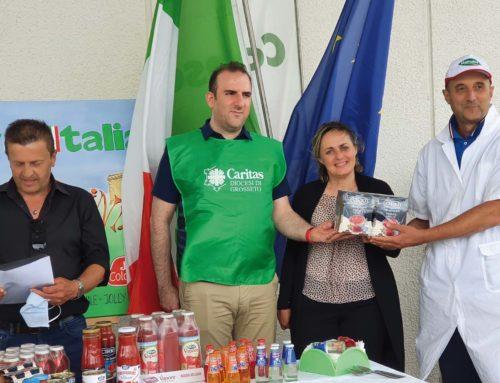 #Agricoltorisolidali a Grosseto. Ases e Cia provinciale a sostegno dell'attività Caritas contro la povertà