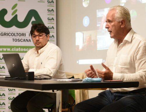 Regionali 2020. La Cia incontra Eugenio Giani: meno burocrazia e più concertazione per la Toscana del futuro