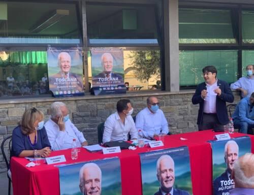 """Le proposte Cia per """"La Toscana che vogliamo"""". Incontro con il candidato Eugenio Giani"""