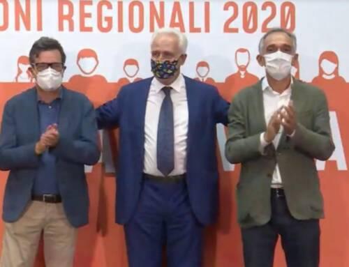 Regione Toscana, Giani succede a Rossi. Centrosinistra continua a governare