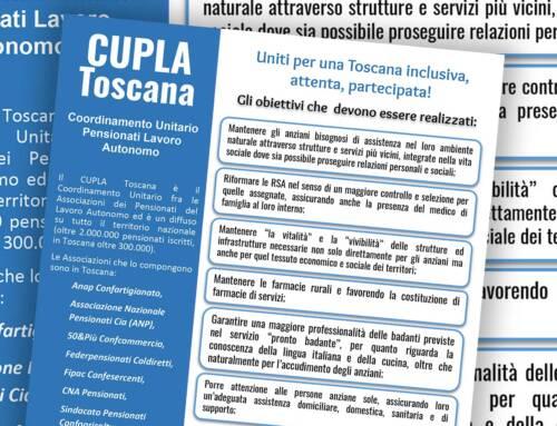 Elezioni regionali 2020. Il documento Cupla per il futuro della Toscana