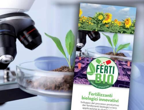 La brochure di Fertibio. Tutte le informazioni sul progetto