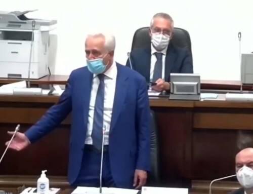Regione Toscana. Giani presenta il programma in Consiglio e annuncia sette assessori