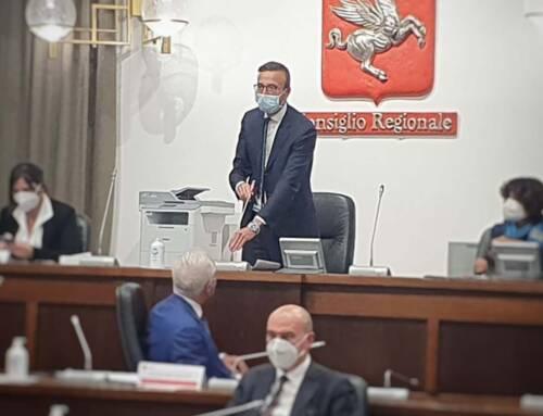 Consiglio regionale. Antonio Mazzeo è il nuovo presidente dell'assemblea toscana