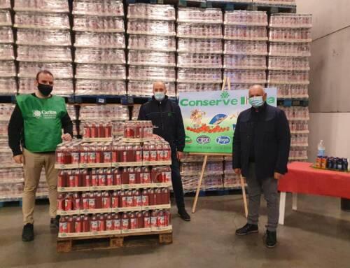 Raccolta di derrate alimentari organizzata da Ases Cia Grosseto per celebrare, concretamente, il valore della Giornata Internazionale della Solidarietà Umana del 20 dicembre scorso