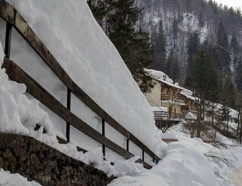 Maltempo. Cia: aree rurali ostaggio della neve, subito un piano di messa in sicurezza