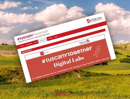 #TuscanyTogether. I webinar gratuiti per prepararsi alla ripartenza, organizzati da Regione Toscana e Toscana Promozione Turistica
