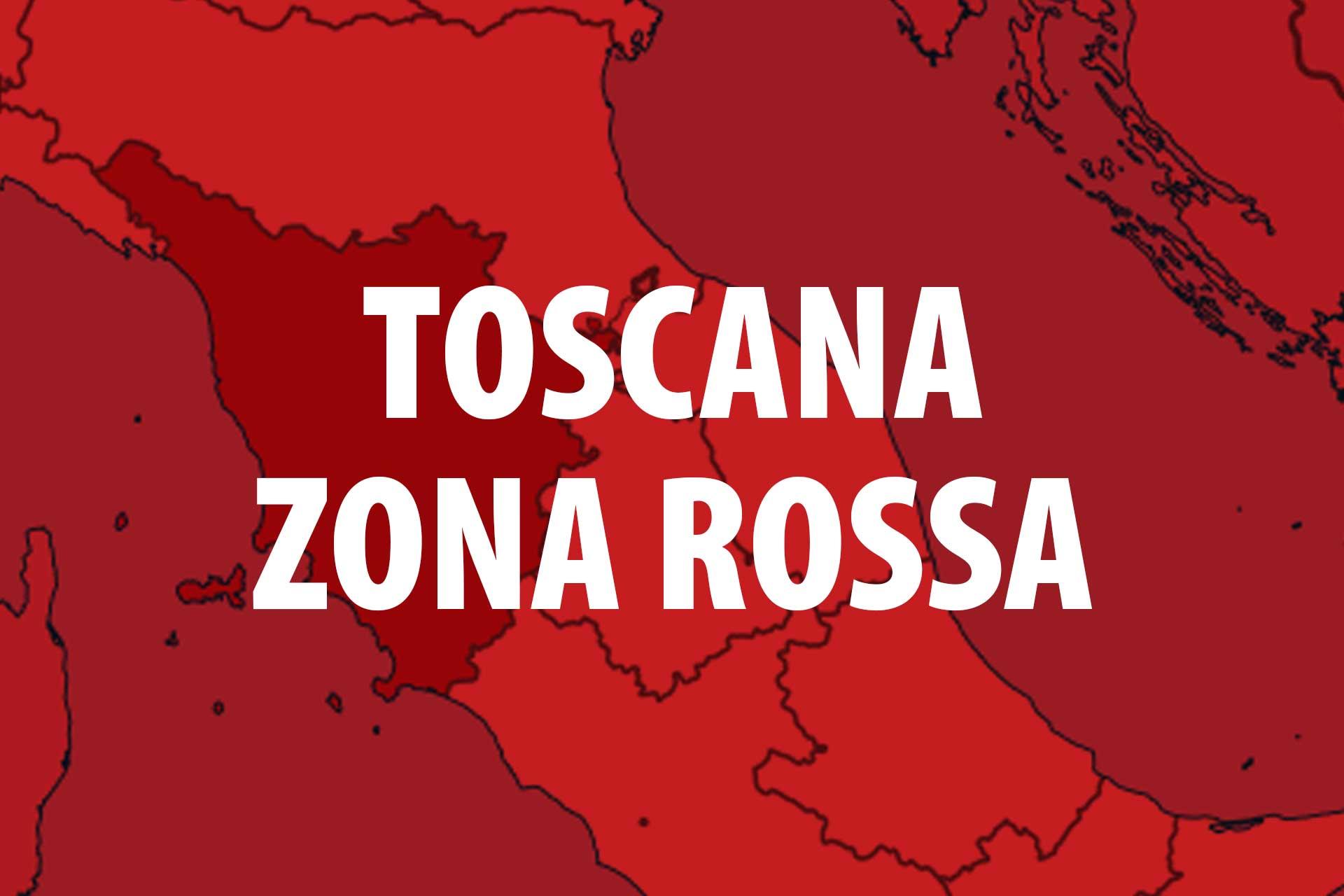MISURE VALIDE IN ZONA ROSSA DAL 29 AL 6 APRILE