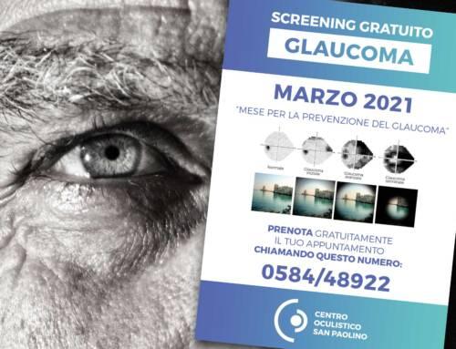 Marzo mese della prevenzione del glaucoma. Ecco come avere l'appuntamento con l'Anp Cia Toscana Nord