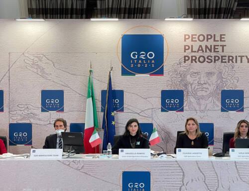 Mipaaf. Prima riunione degli esperti agricoli del G20, avviati i lavori per il forum in programma a Firenze