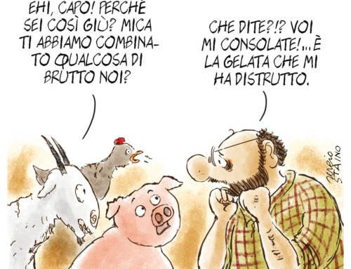 2021, maggio / La vignetta di Sergio Staino