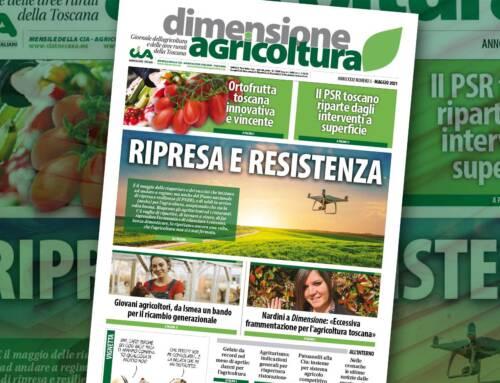 Ripresa e resistenza. Il numero di maggio 2021 di Dimensione Agricoltura